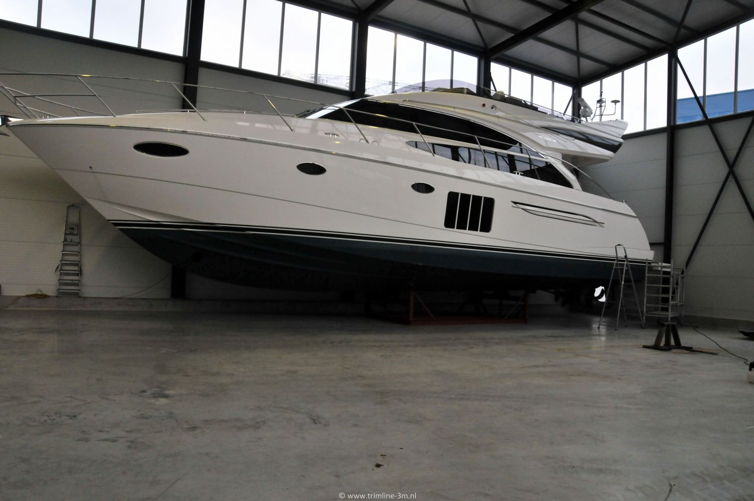 Yacht Line Group B V Case Princess 60 Fly