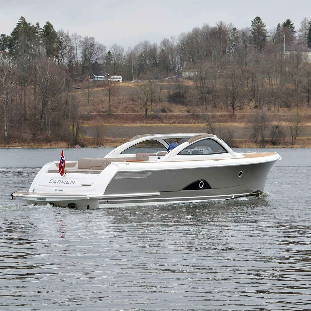 First NEW Keizer Yachts 42
